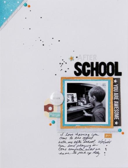 Inspiration du Jour - After School by tricias1