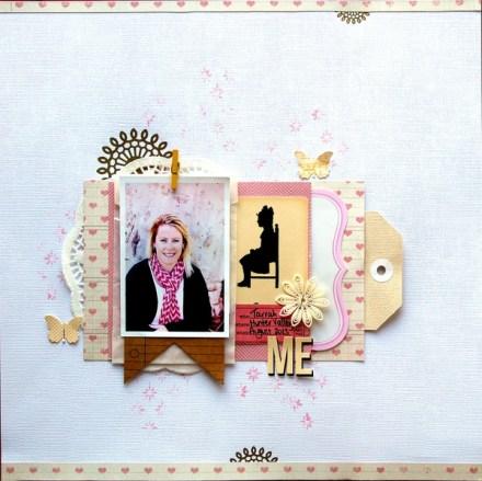 Inspiration du Jour - Me by Tarrah