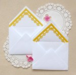 Tutorial | Decorating Envelopes With Paper Punches