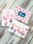 Freebie | Printable Mother's Day Cards