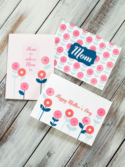Free Printable Mother's Day Cards from Sarah Hearts