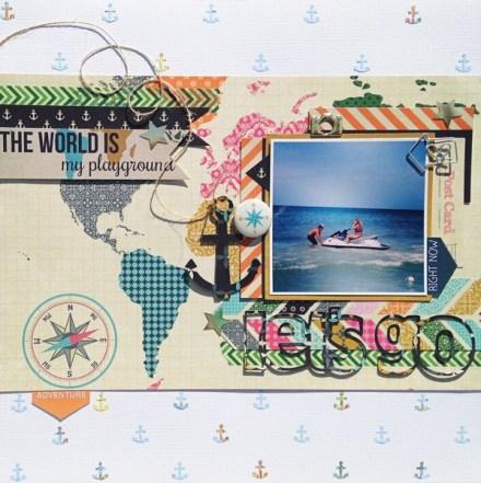 Inspiration du Jour - Let's Go by Danielle De Konink