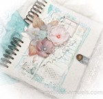 Tutorial | Shabby Chic Journal Cover