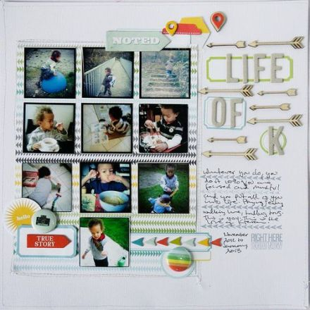 Craft Gossip Summer of Sketches 3 - Francine Clouden