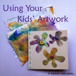 Show & Tell | Using Your Kids' Artwork