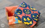 DIY Origami Halloween Box