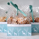 Freebie | Winter Woodland Treat Boxes