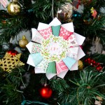 Tutorial | DIY Paper Ornament