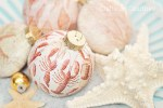 Tutorial | Coastal DIY Christmas Ornaments