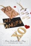 Freebie   Valentine's Day Gift Tags
