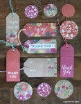 Freebie | Everyday Spring Gift Wrap and Tags