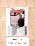 Tutorial | Father's Day Bow Tie Card