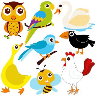 Free SVG Cut Files - Birds