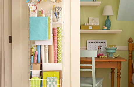 12 Cheap Ways to Organize Your Craft Room