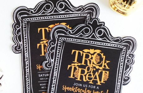 Halloween Invites With Silhouette Studio®