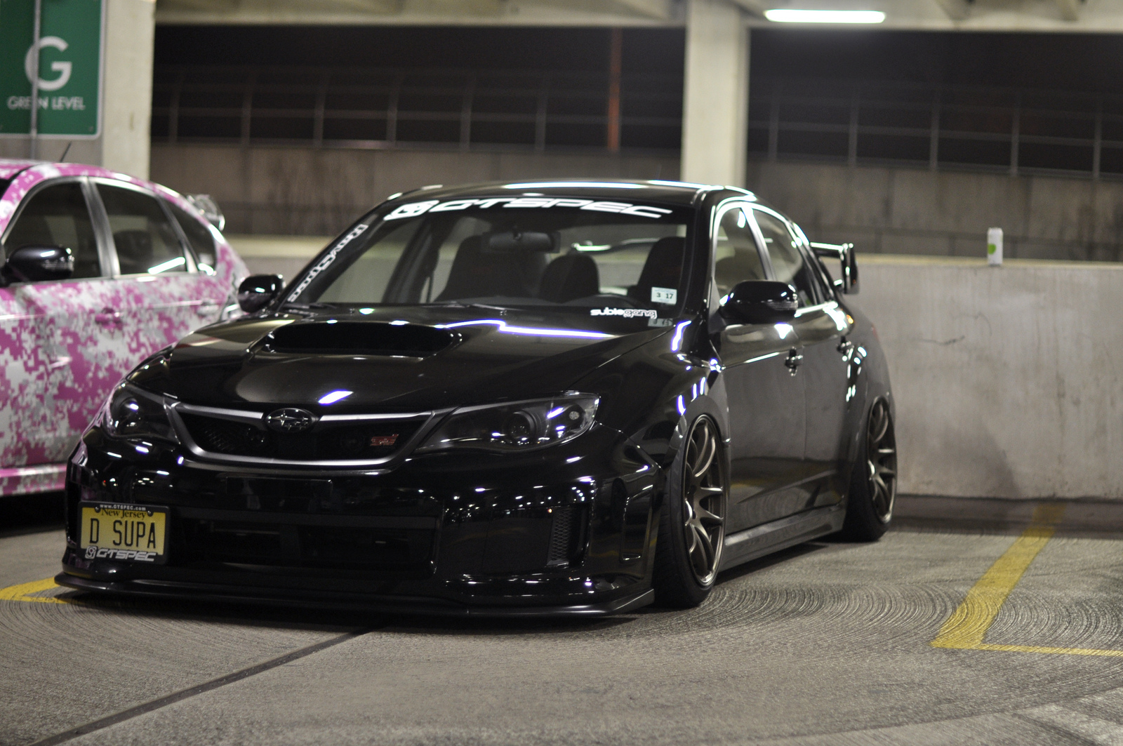 Awesome Race Car Wallpapers Sti