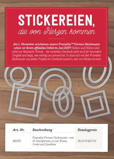 stickereien