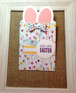 Mini Treat bag by Stampin' Up! Easter