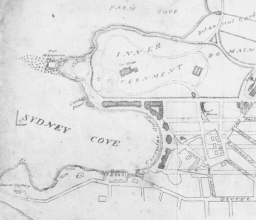 Old Map Of Sydney And Suburbs 1890 , Australia, New South Wales   Medical  History