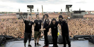 Anthrax Warsaw Sonisphere 16jun10