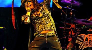 Aerosmith - Photo - Steve Trager 25