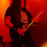 Testament Live Photos - Steve Trager 12