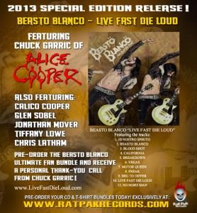Beasto Blanco - Live Fast Die Loud