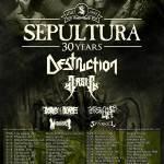 Sepultura poster