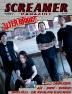 Screamer Magazine October 2016