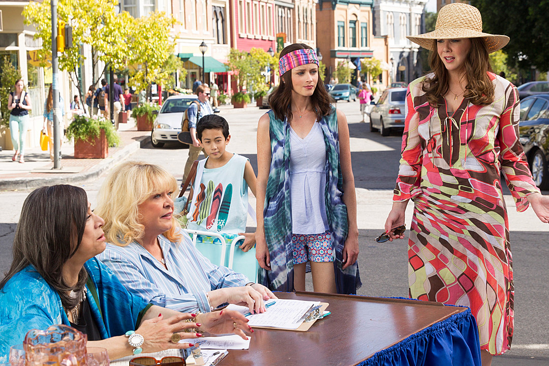 Gilmore Girls A Year In The Life Wallpaper Gilmore Girls A Year In The Life Sets New Netflix Poster