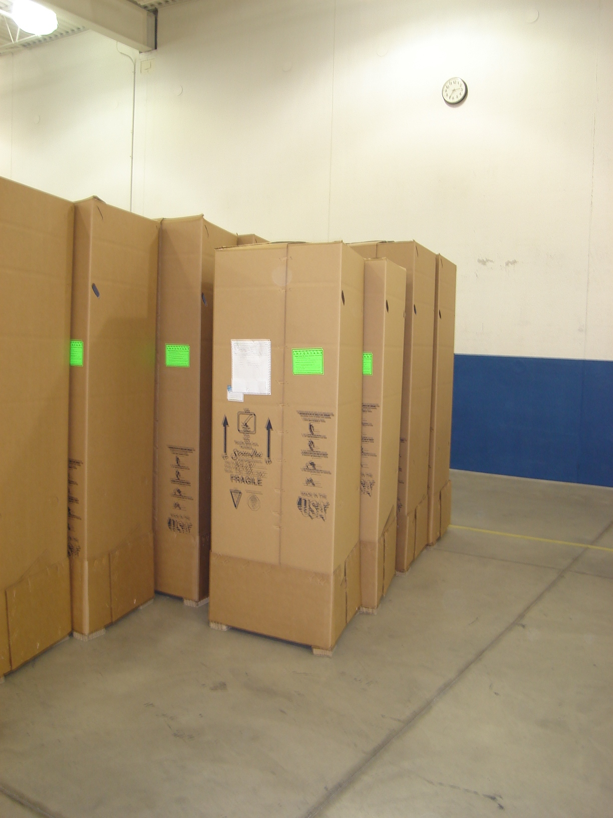 Cardboard Box Dividers How Important Is Shipping Carton Construction Screenflex Dividers