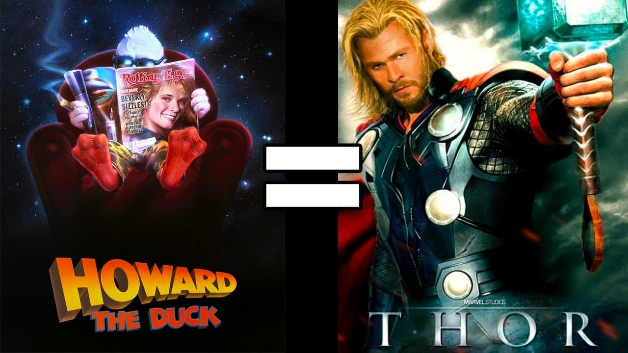 24 Movie 24 Reasons Why Howard The Duck And Thor Are The Same Movie