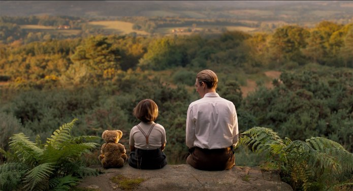 """WATCH: And Weep, Trailer for Winnie the Pooh's Origin Story 'Goodbye Christopher Robin' Will Make You Cry.""""  CREDIT: Fox Searchlight"""