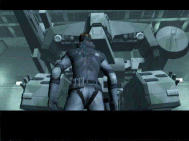 Dark Fall Iphone Wallpaper Metal Gear Solid The Twin Snakes Screenshots