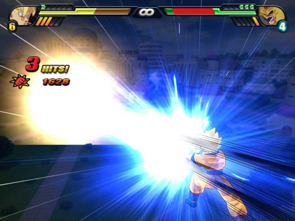 Dragon Ball Z 3d Wallpaper Download All Dragon Ball Z Budokai Tenkaichi 3 Screenshots For