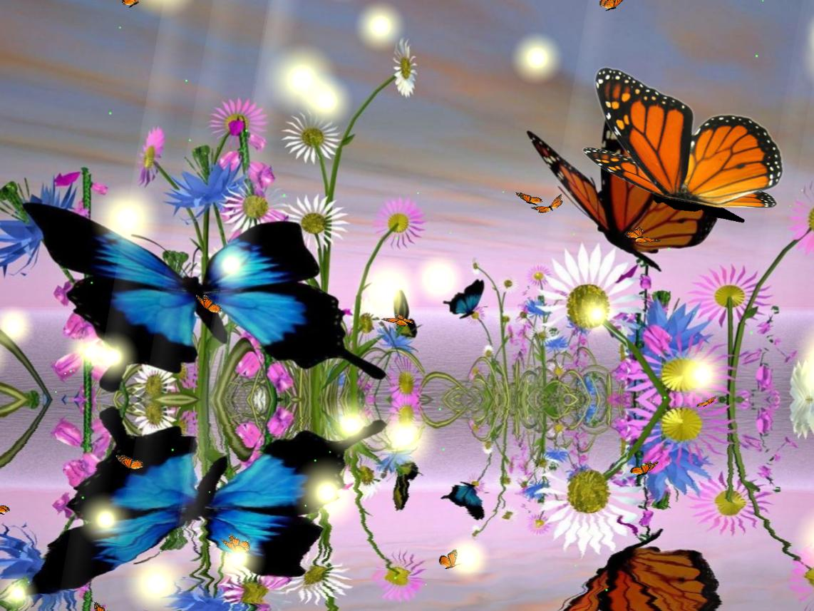 Flying Butterfly Animated Download Fantastic Butterfly Screensaver Animated