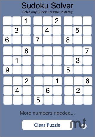 Sudoku Solver 12 free download for Mac MacUpdate