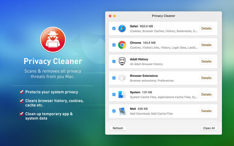 Privacy Cleaner 13 free download for Mac MacUpdate