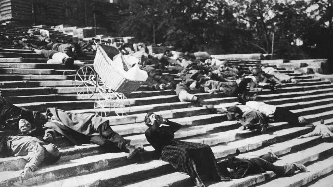 Sergei Eisenstein's Battleship Potemkin