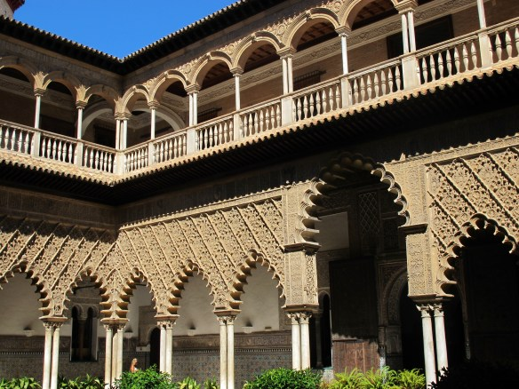 Alzacar, Seville, Games of Thrones