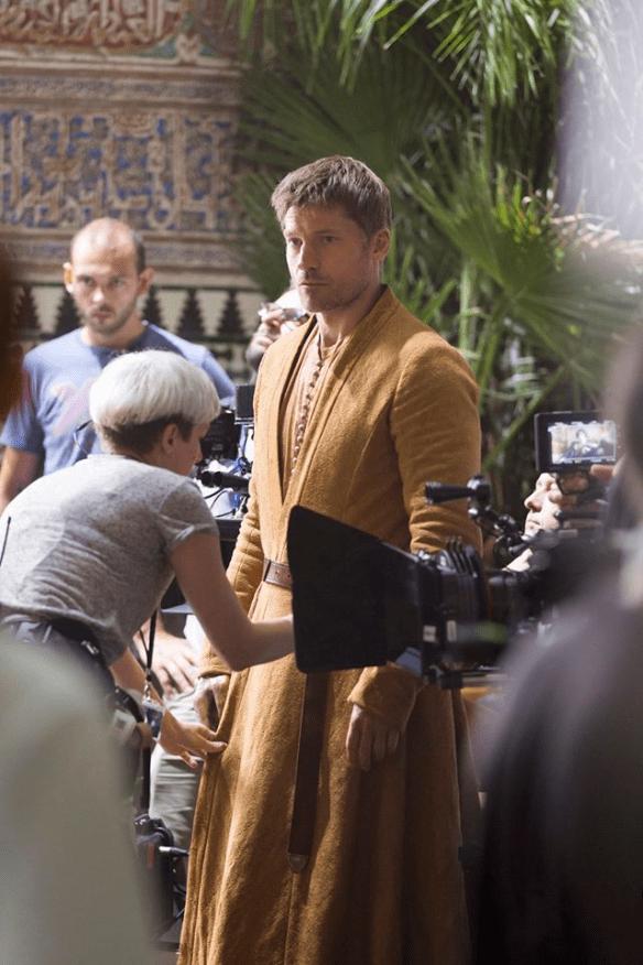 Nicolaj Coster-Waldau (Jaime Lannister) Copyright Enrique Cidoncha (Canal+)