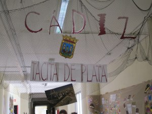 Cadiz entrance