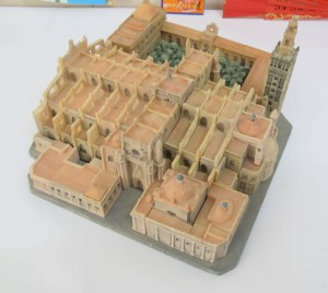 Sev cathedral model