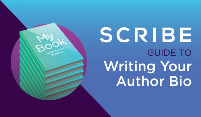 Scribe Guide to Writing Your Author Bio (And Why It Matters)