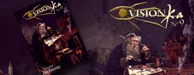 Vision Ka 9 – Le fanzine consacré à Nephilim est disponible
