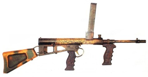 Owen Submachine Gun