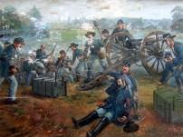 La mort du général Sedgewick