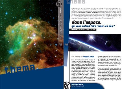 di6dent 8 thema Di6dent numéro 8 : Science & Fiction, les sœurs ennemies du jdr ?