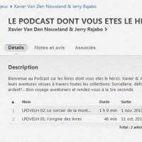 LPDVELH : Le Podcast dont vous êtes le héros