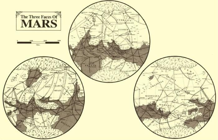 3faces mars 1024x658 [Jeu de rôle et SteamPunk] Space 1889